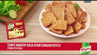 TVC Tempe Mantap Rasa Ayam Royco