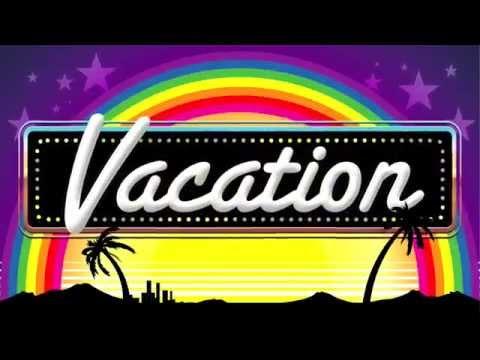 DJ KOMORI - Vacation Feat. Jessica Sanchez (Official Lyric Video)