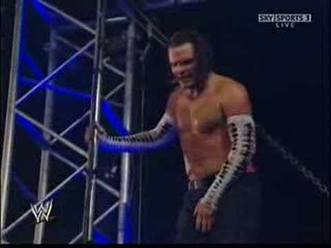 Jeff Hardy Vs. Randy Orton 1 14 2008 video