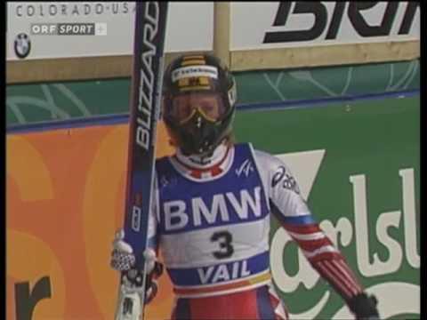 Alpine ski WM 1999  Vail, Downhill (w)