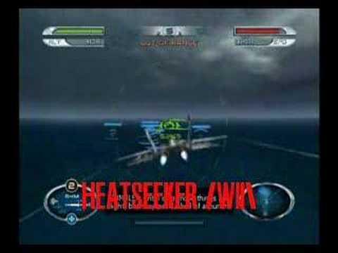 Heatseeker (Wii) Review