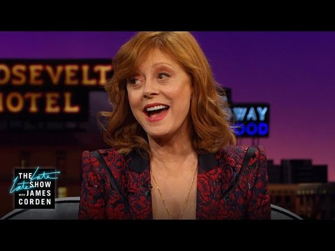 Young Susan Sarandon was Robbed at Chateau Marmont