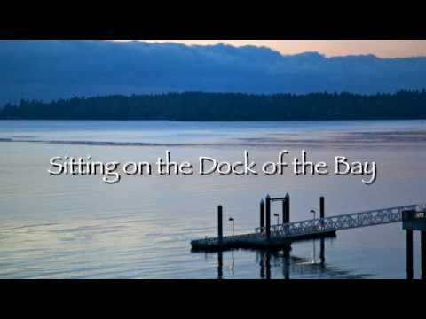 SITTING ON THE DOCK OF THE BAY Otis Redding, photos Linda Brown Music Videos