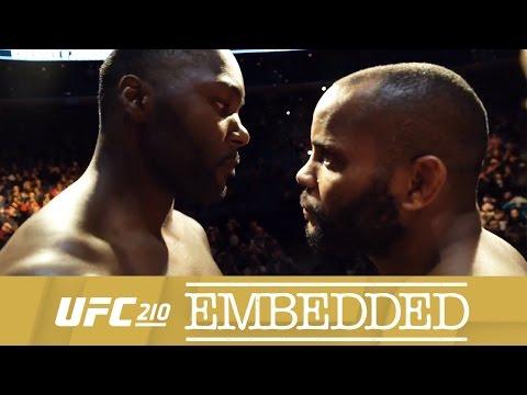 UFC 210 Embedded: Vlog Series - Episode 6