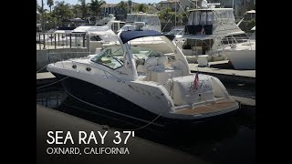 Used 2005 Sea Ray 340 Sundancer for sale in Oxnard, California