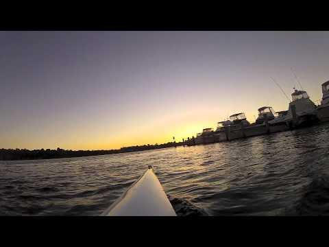 Fremantle Rowing Club Nationals 2012 - A training Session (HQ) klip izle