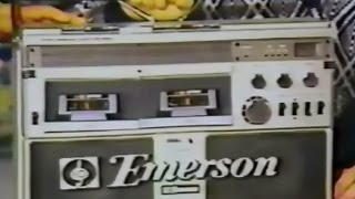 Emerson Radio Commercial HD