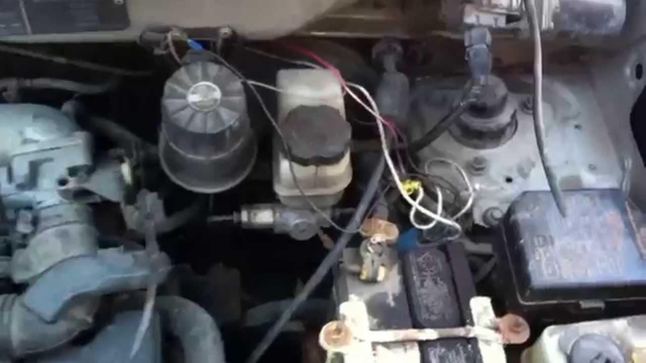 Como Cambiar El Chicote Del Clutch En Un Hyundai Atos