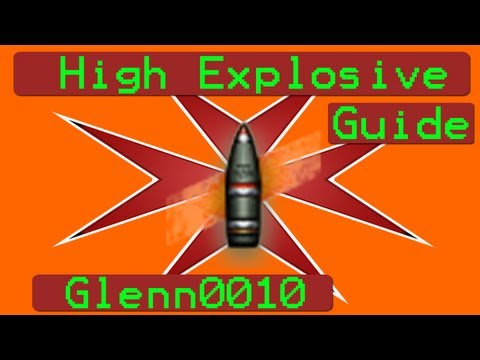 World of Tanks: High Explosive Ammo Guide (HE) - Glenn0010