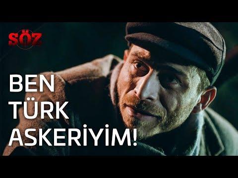 Söz | 26.Bölüm - Ben Türk Askeriyim!