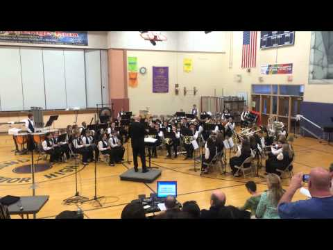 The Home Town Boy by Hannah Beardsley Middle School Symphonic Band