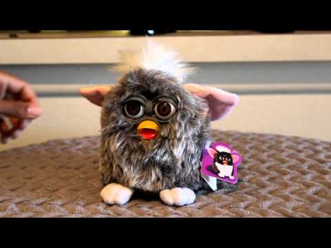 Review of 1998 Tiger Electronics Original Furby