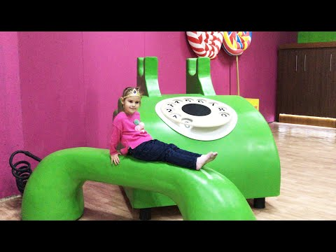 Дом Великана Развлечения для детей и весёлая детская игровая Видео для детей Алина LOL Surprise