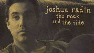 Watch Joshua Radin The Rock And The Tide video