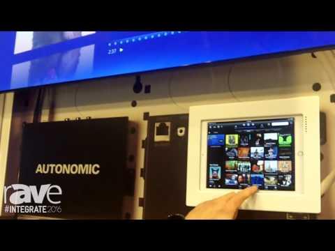 Integrate 2016: Advance Audio Australia Shows Autonomic Multizone Audio System Solution