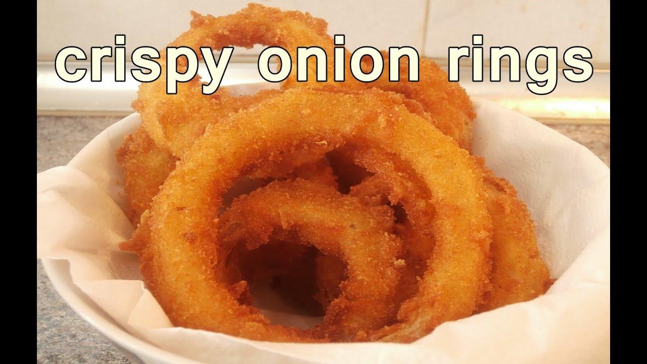 Food Rings Recipes Onion Rings Easy Food
