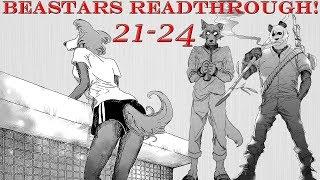 Wow, This Got Dark! | Beastars Chapters 21-24 Readthrough!