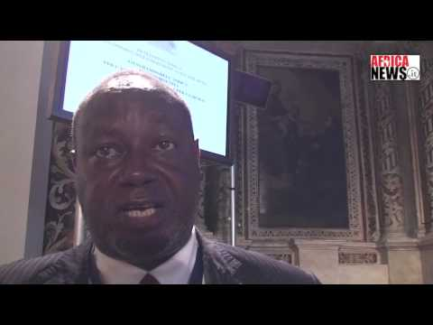 Interview to Fred Mukisa – Forum on Africa 2009 in Italy