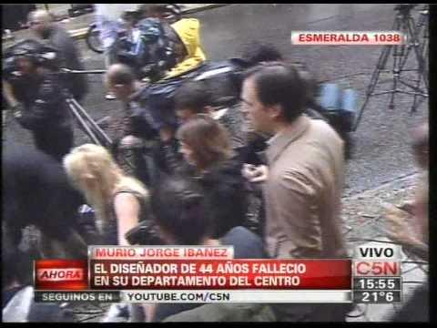 C5N - MURIO JORGE IBAÑEZ: EL DOLOR DE SUS AMIGOS DEL MEDIO