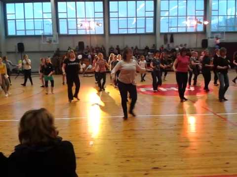 Bcwdc 2015 Workshop Tippy Tippy Toes Linedance video