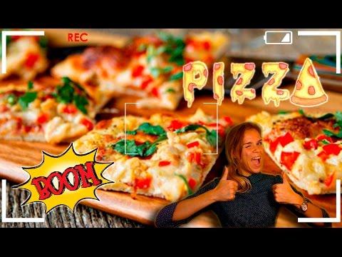 Готовим с OlTime: Пицца / Танцующий повар))))