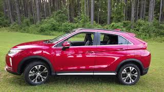 2019 Mitsubishi Eclipse Cross SEL 4  Door SUV Quick Look