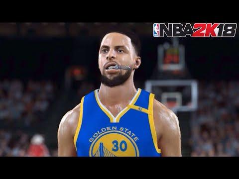 Re: NBA 2k18 (2017)