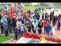 72 ю годовщину Великой Победы широко отпраздновали в Луховицах mp3
