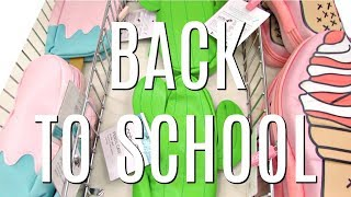 TARGET BACK TO SCHOOL SUPPLY SHOPPING | SUPER CUTE SCHOOL SUPPLIES!!!