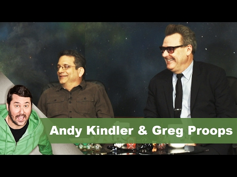 Andy Kindler & Greg Proops | Getting Doug with High