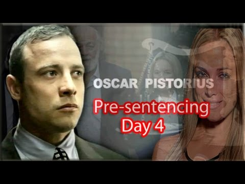 Oscar Pistorius Pre-Sentencing Arguments: Thursday 16 October 2014, Session 1
