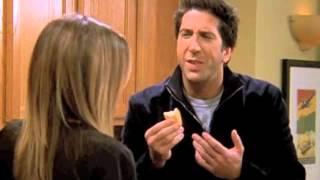 Ross and Rachel funniest scenes - Season 9
