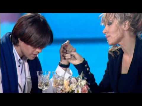 Новогодняя ночь на Первом лучшее 2006 -2012