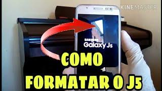 COMO FORMATAR O SAMSUNG GALAXY J5  MUITO FÁCIL.