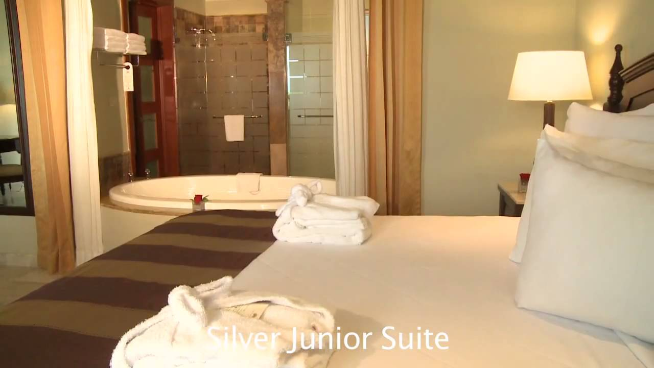 Valentin Imperial Maya Silver Junior Suite Room Preview
