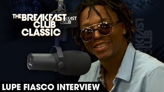 Breakfast Club Classic: Lupe Fiasco 2012 Interview