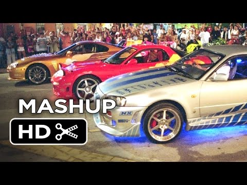 Zero to Sixty - Ultimate Car Movie Mashup (2015) HD