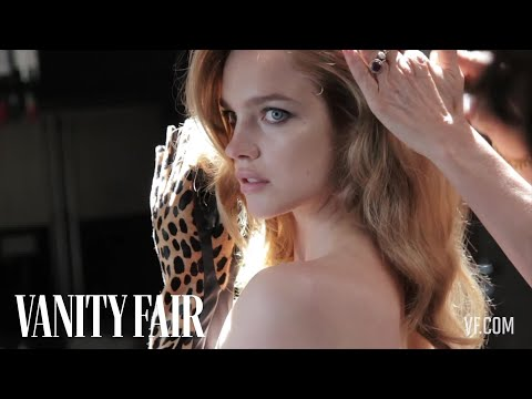 Natalia Vodianova on the September Style Issue Cover