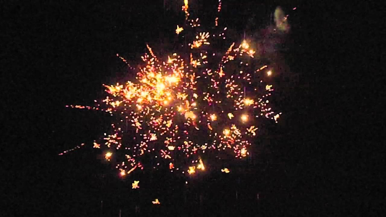 Backyard Fireworks : Fireworks 2012 Day Setup and Epic Backyard Fireworks Display