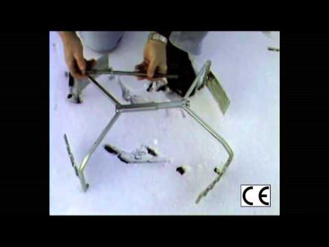 Cadenas de Nieve - Rápidas y Fáciles de Instalar - EASYCHAINS - Snow Chains - Quick and easy