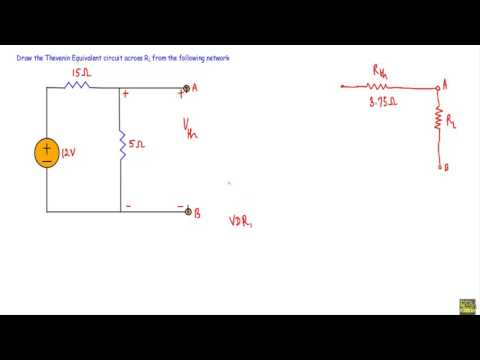 Thevenin Circuit : Example 1