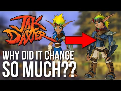 Jak And Daxter - Why Did It Change So Much? (Jak And Daxter Discussion)