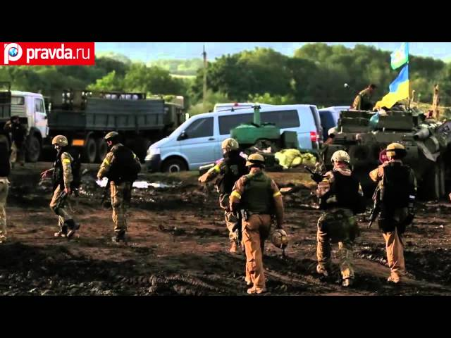 NATO legion fighting in Ukraine