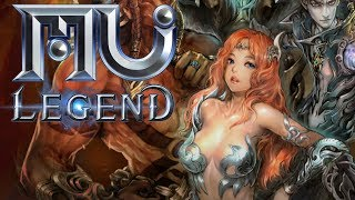 MU Legend Gameplay and Impressions - MMORPGs On Steam