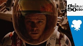 Marte: Operación rescate ( The Martian ) - Trailer castellano