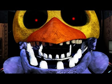 ENDLESS CYCLE OF DEATH | Five Nights at Freddy's 2 - Part 3