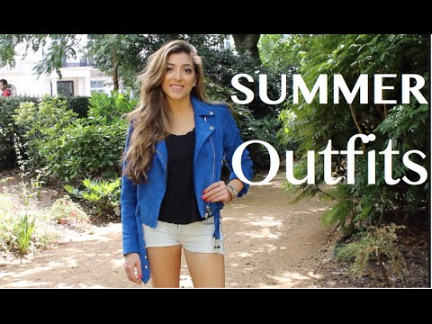 SUMMER Lookbook | Amelia Liana