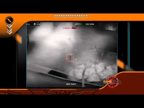 Zombie Gun Ship iPad App Review