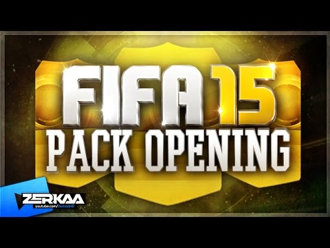 ANOTHER INFORM | FIFA 15 PACK OPENING