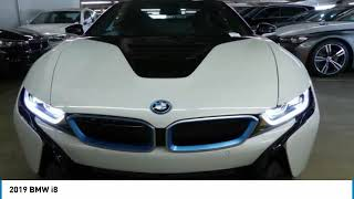 2019 BMW i8 Newport Beach CA N190857